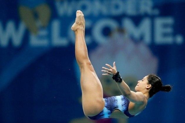 Fluminense: Ingrid Oliveira - Saltos Ornamentais