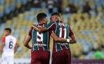 Fluminense, Marcos Paulo