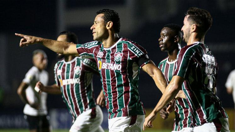 Fluminense - Patrocinador máster: Betano - Valor pago pela patrocinadora ao clube: R$ 8 milhões anuais