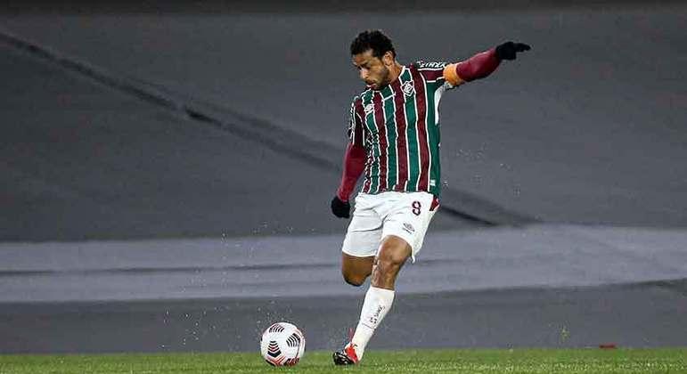 Fluminense – pote 1 – primeiro lugar no grupo D