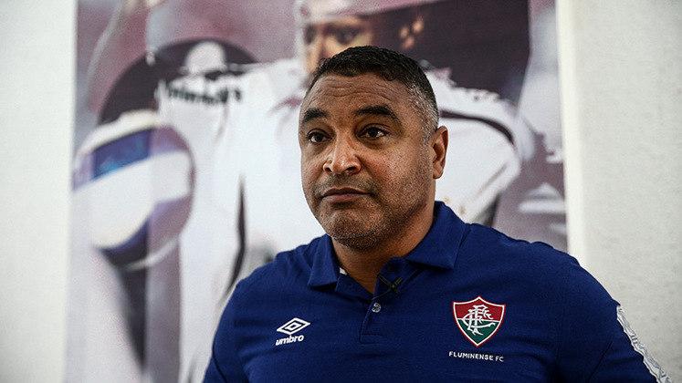 FLUMINENSE: Roger Machado – no cargo desde março de 2021 / antecessor: Marcão