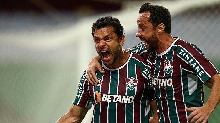 Fluminense (Série A) - Valor do elenco: 63 milhões de euros (R$388,88 milhões)