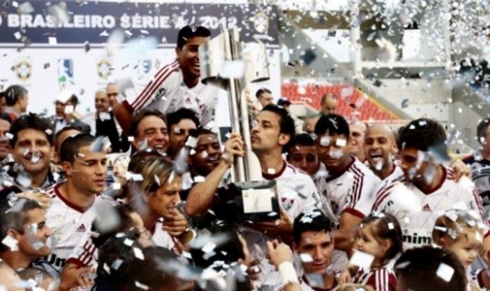 FLUMINENSE - Última conquista: Campeonato Brasileiro 2012