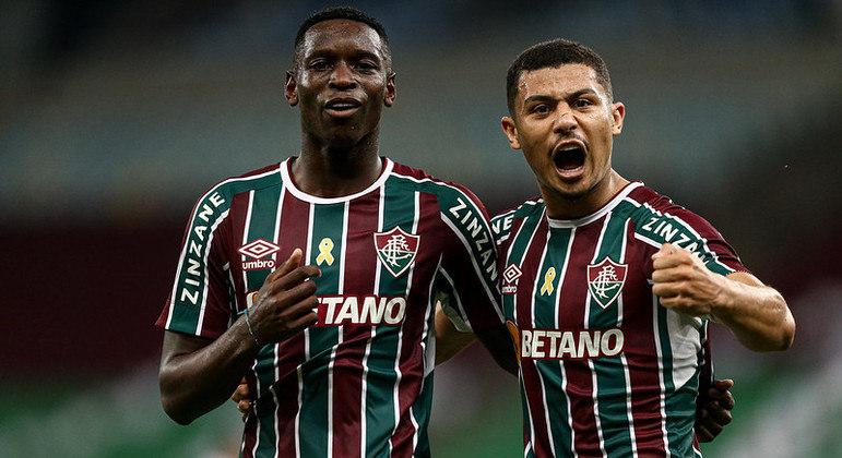Fluminense chega aos 28 pontos no Campeonato Brasileiro