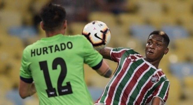 Fluminense x Antofagasta