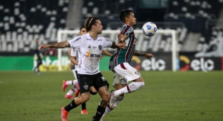 Fluminense x Atletico MG
