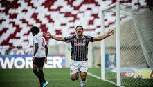 Fred quebra recorde e Fluminense vence o Bragantino no Maracanã