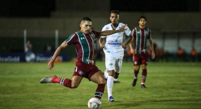 Fluminense x Cabofriense