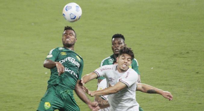 Fluminense e Cuiabá ficaram no empate nesta segunda (20)