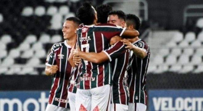 Fluminense x Goiás