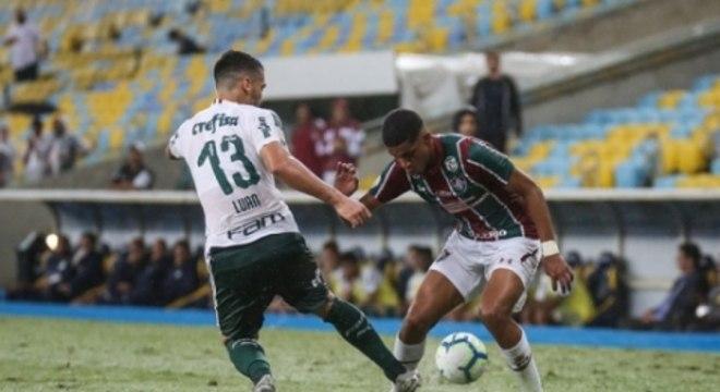Fluminense x Palmeiras - 28/11/2019
