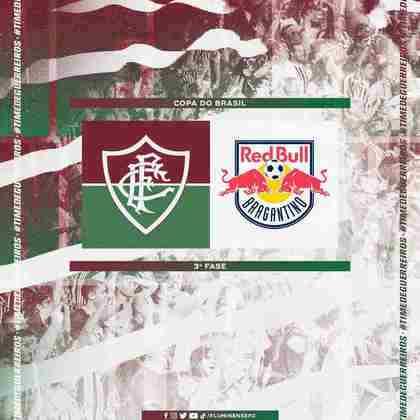 Fluminense x RB Bragantino