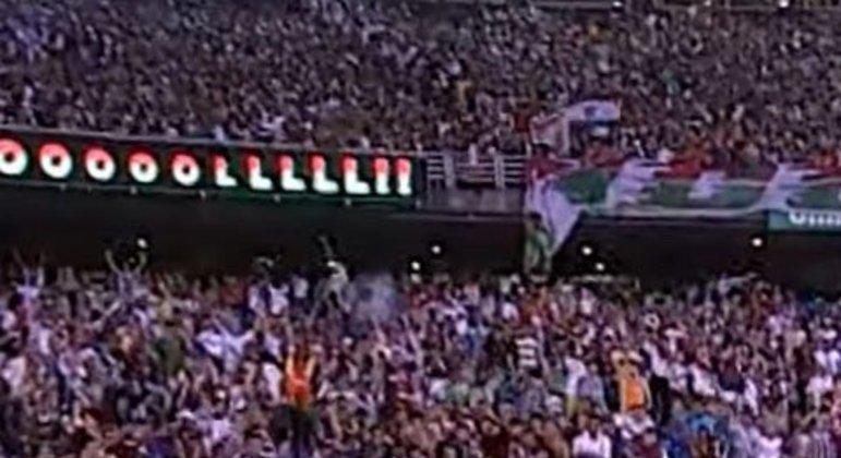 Fluminense x São Paulo - Quartas de final 2008