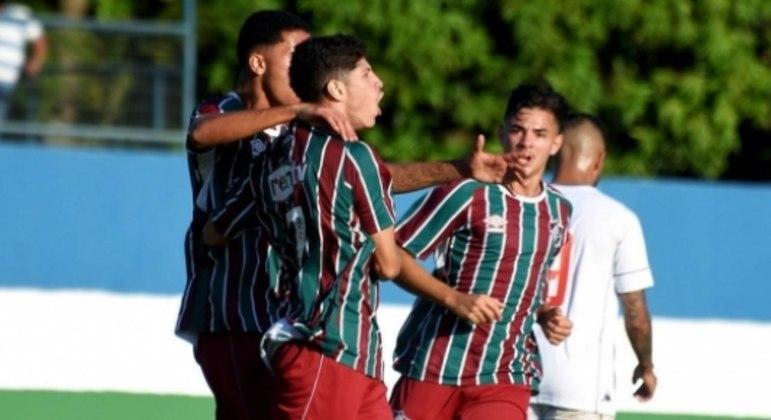 Fluminense x Vasco - Sub-20 - Yago