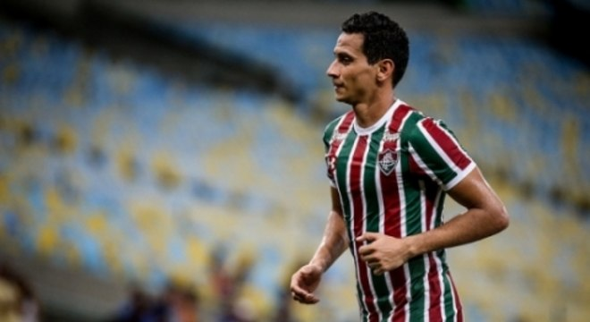 Fluminense x Ypiranga Ganso