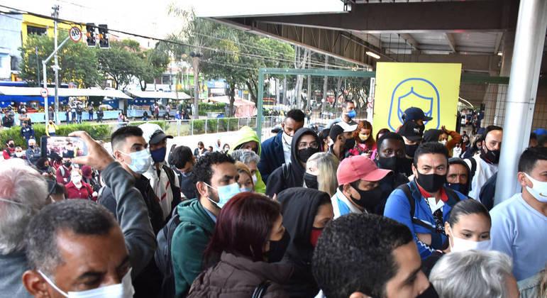 Metrô de SP e Sindicato vão tentar acordo no TRT por fim da greve dos metroviários