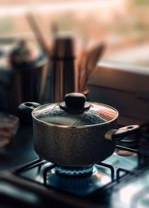 Um fogão tá valendo muito hoje em dia