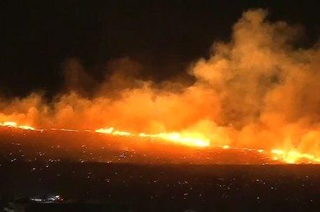 Incêndio da Califórnia já matou mais de 80 pessoas
