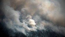 Exaustos, bombeiros pedem ajuda para combater incêndios na Sibéria