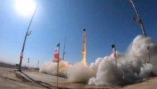 Irã lança novo foguete portador de satélites e fica na mira dos EUA