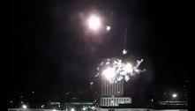 Polícia prende 18 torcedores do Galo após foguetório em hotel