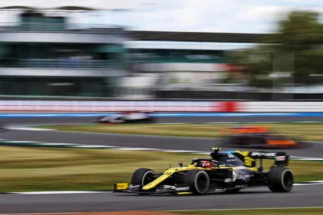 Foi a melhor posição do francês da Renault desde o GP da Itália de 2018