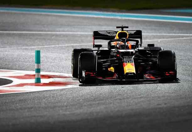 Foi a vitória de número 10 para Verstappen na Fórmula 1.