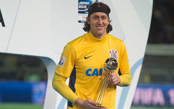 Foi eleito o melhor jogador da competição, parando o Chelsea com diversas intervenções.