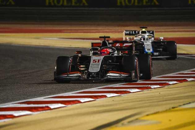 Foi o primeiro brasileiro a correr na Fórmula 1 desde 2017.