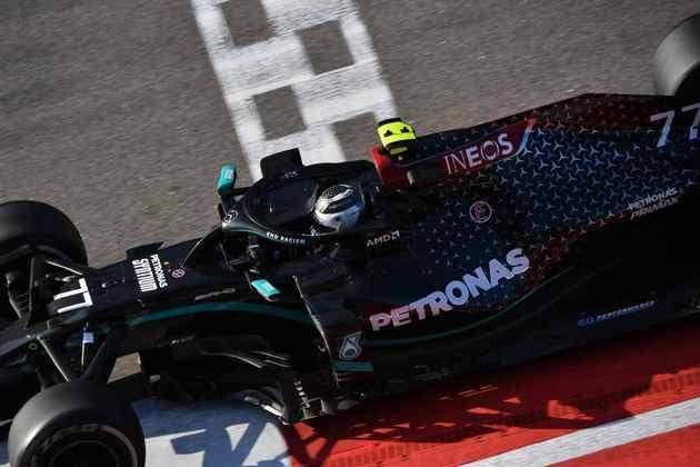 Foi também a segunda vez que Bottas venceu na pista russa