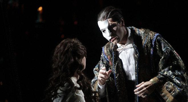 """""""O Fantasma da Ópera"""" é o projeto com maior volume de captação aprovado"""