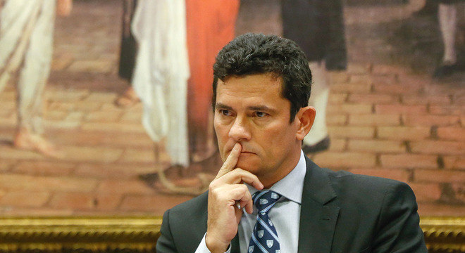 Sergio Moro é responsável pelos processo da Lava Jato no Paraná