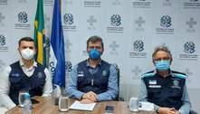 Secretário de Saúde atualiza sobre a situação da pandemia de covid-19 no ES