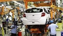 Justiça do Trabalho proíbe Ford de fazer demissões em duas fábricas
