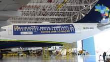 Avião que vai buscar vacinas na Índia decola do Recife nesta sexta