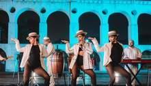 Anitta se apresenta no Grammy Latino, mas perde prêmio de 'melhor canção' para espanhola