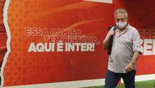 Abel Braga confirma saída do Internacional, revela choro e critica arbitragem