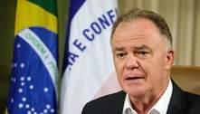 """""""Inaceitável"""", diz Casagrande sobre conduta de PMs ao agredir mulher em Guarapari"""