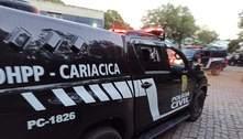 Jovem é assassinado com nove tiros na porta de casa em Cariacica
