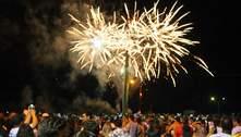 Réveillon: queima de fogos e festividades são canceladas no ES. Veja a situação dos municípios!