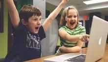Profissionais de saúde alertam sobre o uso das telas pelas crianças