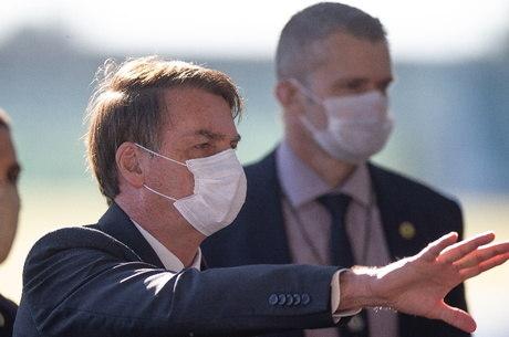Bolsonaro criticou a imprensa