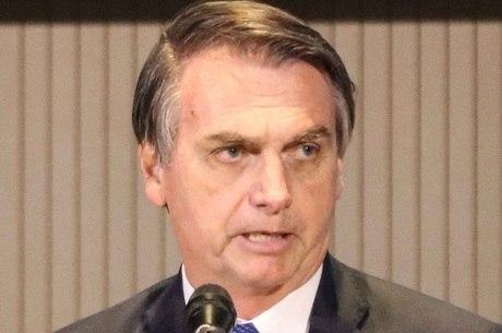 Bolsonaro comentou registros de ocupações no 1º trimestre