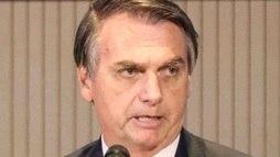 Quem ganha menos pagará menos com a reforma da Previdência, diz Bolsonaro (César Sales/AM Press & Images/Folhapress - 11.04.2019)