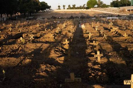 Estágios do luto se confundem na pandemia