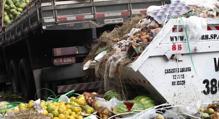 Nova legislação facilita doação de alimentos