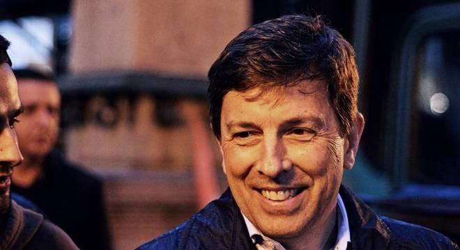 João Amoêdo foi candidato à Presidência da República pelo partido Novo