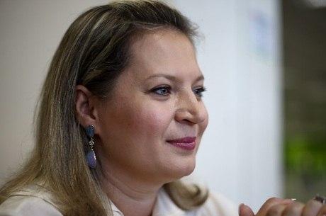 Joice Hasselmann se apresentou como líder do governo