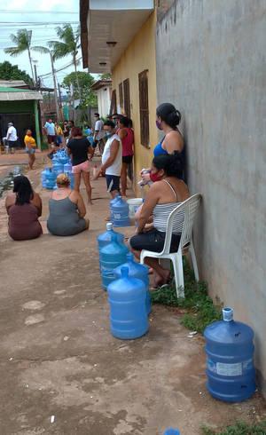 Apagão afetou abastecimento de água em Macapá, capital do Amapá