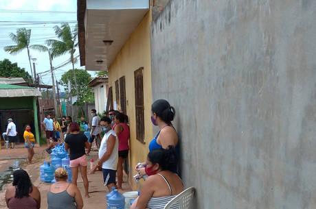 População do Amapá está sem água e energia